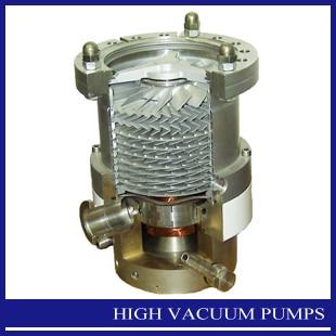 High Vacuum Pumps Manufacturer